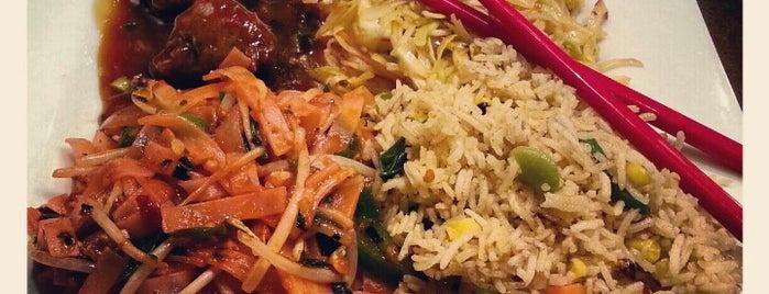 Bombay Chopsticks is one of Aarti : понравившиеся места.