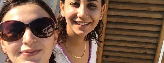 Lara Polis Kampı Plajı is one of Locais curtidos por ceylan.