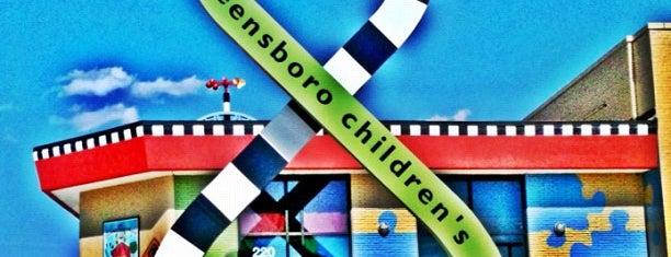 Greensboro Children's Museum is one of Greensboro, NC.