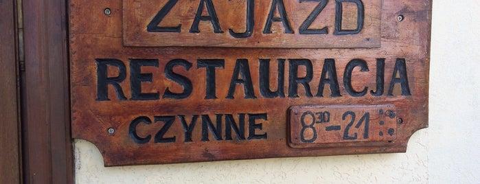 restauracja dworek is one of Посетить второй раз.