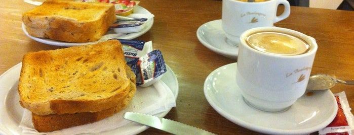 La Boulangerie is one of Breakfast and nice cafes in Barcelona.