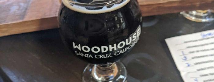 Woodhouse Blending and Brewing is one of Santa Cruz.