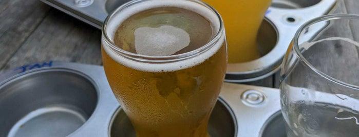 Shanty Shack Brewing is one of Santa Cruz.