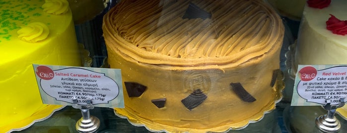 Cake Kifisia is one of Athens beloved.