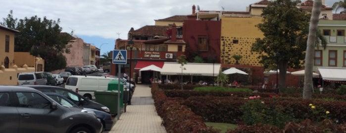 Cafetería Los Jardines is one of comida.
