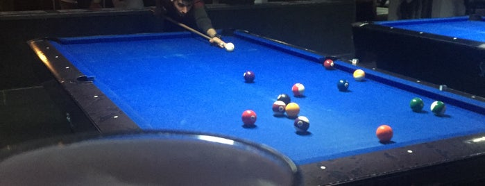 WT's Snooker & Sporting Club is one of Callumさんのお気に入りスポット.