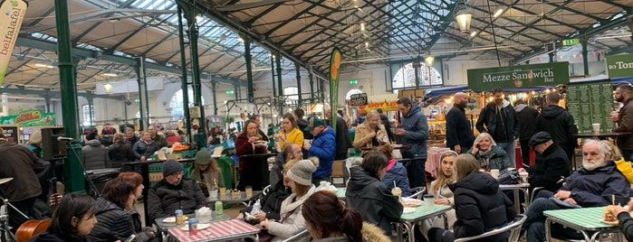 St George's Market is one of Orte, die Silvia gefallen.