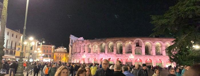 Verona is one of Orte, die Silvia gefallen.
