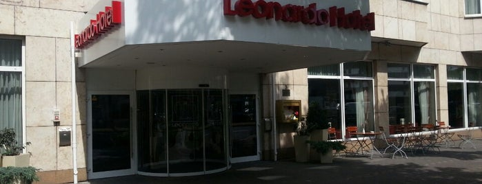 Leonardo City Center is one of Düsseldorf.