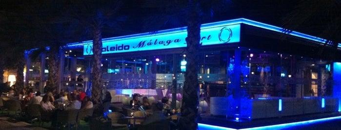 Kaleido Málaga Port is one of Javier : понравившиеся места.