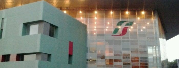 Stazione Roma Tiburtina (IRT) is one of Rome / Roma.