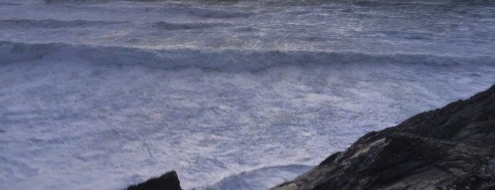 Little Fistral Beach is one of Orte, die Anastasia gefallen.