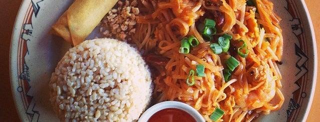 Chana Thai Cuisine is one of LA + Inglewood/Otis.