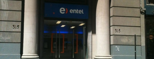 Entel is one of Orte, die Nitza gefallen.