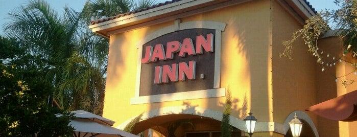 Japan Inn is one of Tempat yang Disukai Jose.