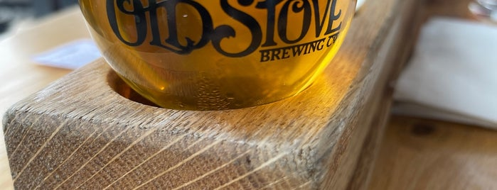 Old Stove Brewing Co - Marketfront is one of Seattle.