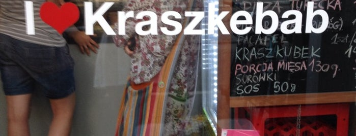 Kraszkebab is one of Jedzenie w Poznaniu // Poznan Food.