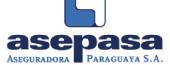 Asepasa Aseguradora Paraguaya SA is one of Varios.