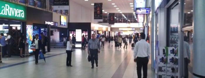 Aeropuerto Internacional de Tocumen (PTY) is one of สนามบินนานาชาติ (1).