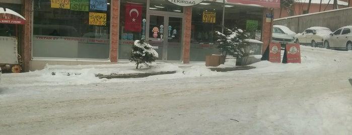 Tırpan et lokantası is one of Restaurant.