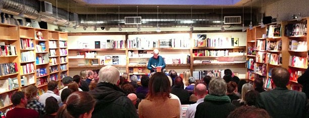 BookCourt is one of Elsewhere In Brooklyn....