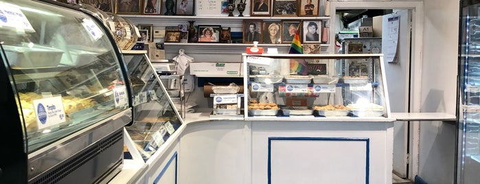 Poseidon Bakery is one of Something Sweet NYC.