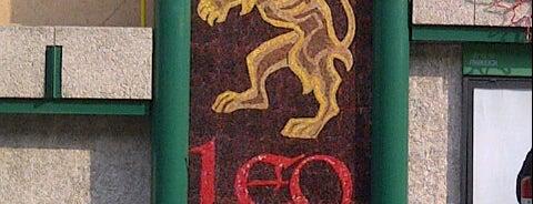 Gasolinera Leo is one of สถานที่ที่ Mayte ถูกใจ.