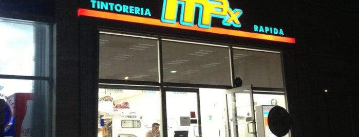 Max Tintoreria is one of Pablo : понравившиеся места.