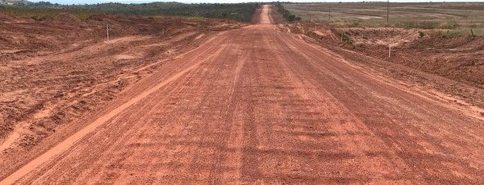 Nova Brasilândia is one of Mato Grosso.