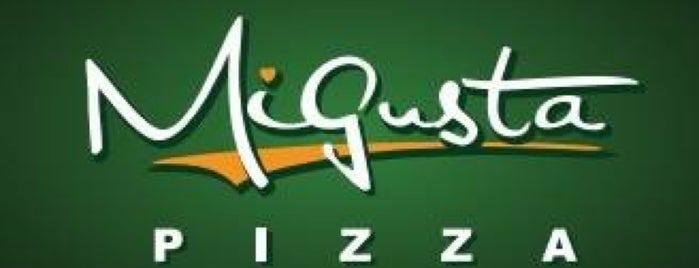 Migusta Pizza is one of Pizzaria 🍕.