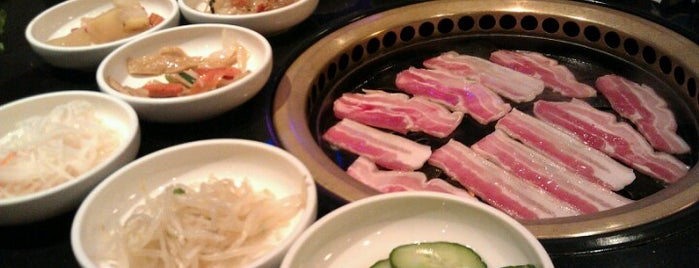 Beque Korean Grill is one of korean.