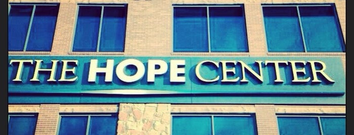 The Hope Center is one of The Lovell Group's Liked Places.