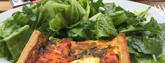La Maison Plisson is one of Healthy & Veggie Food in Paris.