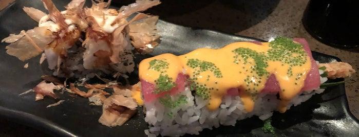 Matsuda Japanese Cuisine & Teppanyaki is one of Tempat yang Disukai Chyrell.