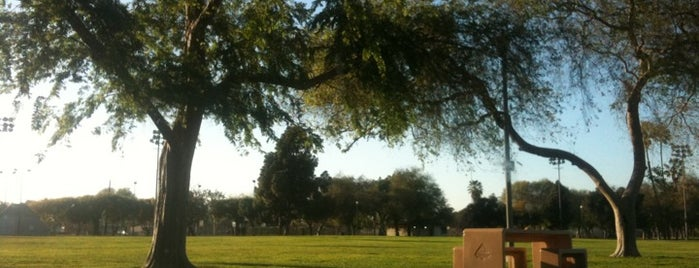 Pan American Park is one of สถานที่ที่ Michael ถูกใจ.