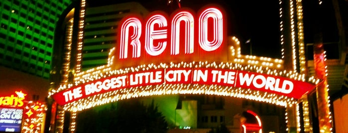 City of Reno is one of Most Populous Cities in the United States.