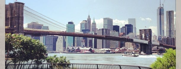 Brooklyn Bridge Park is one of Florida, USA by New Vista Properties.