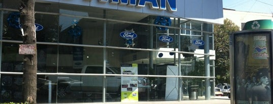 Ford Surman Centro is one of Tempat yang Disukai Jorge.