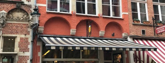 Bacchus Cornelius Beer Shop is one of Tempat yang Disimpan Ryan.