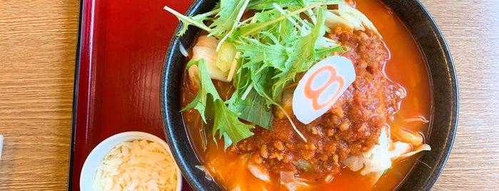 8番らーめん 小浜店 is one of Orte, die Shigeo gefallen.