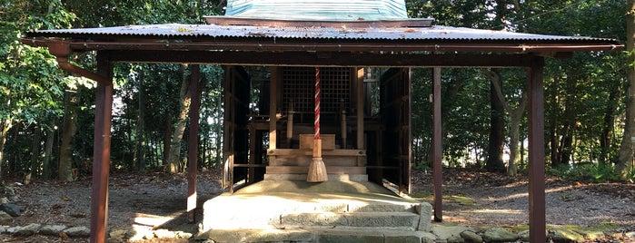 若狭国分寺 is one of 近江 琵琶湖 若狭.