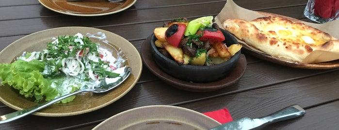 Батоно Грузинская кухня is one of Ася 님이 좋아한 장소.