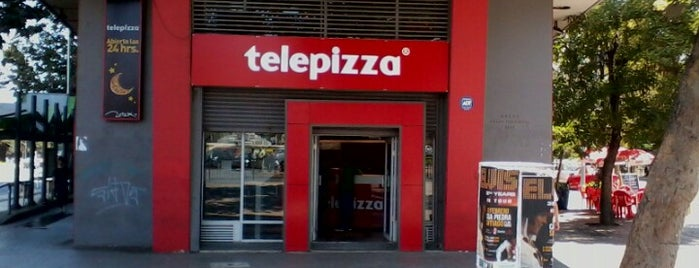 Telepizza is one of Lugares....