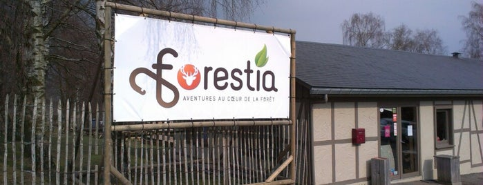 Forestia is one of Nearby.