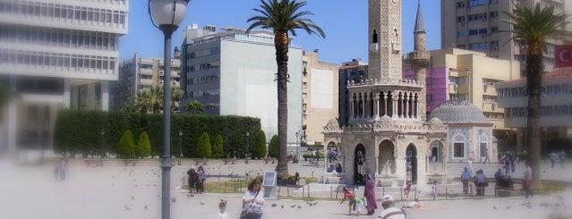 Konak Saat Kulesi is one of Izmir.