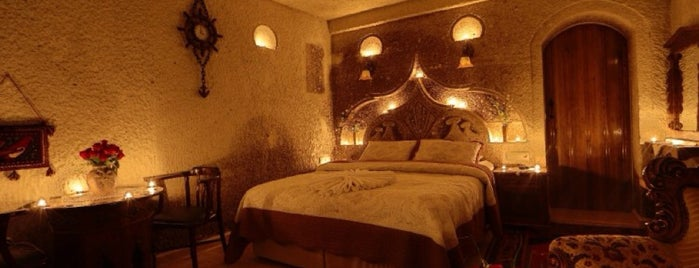Safran Cave Hotel is one of Lets do Cappadocia.