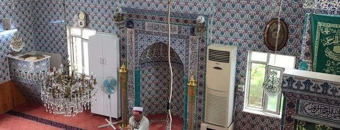 Kuba Camii is one of Burak'ın Beğendiği Mekanlar.