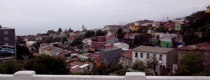 Mirador Camogli is one of Valparaíso 2020.