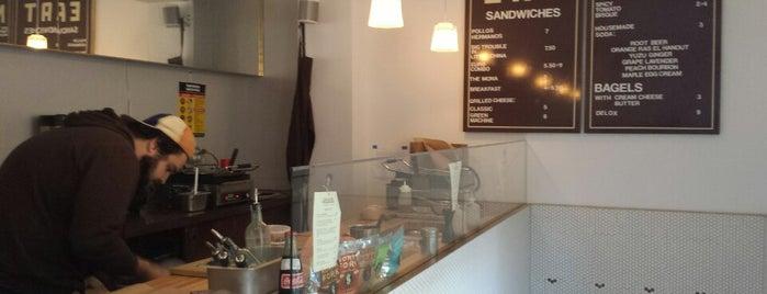 Morris Sandwich Shop is one of Brooklyn, NY - Vol. 1.