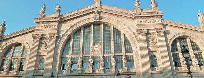 Gare SNCF de Paris Nord is one of Paris.